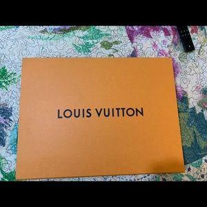 18.5x14x3 inch Louis Vuitton flawless original box